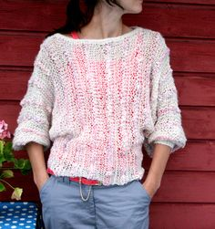 Late summer sweater - Pickles