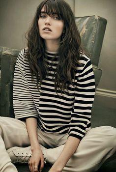 Grace Hartzel - Vogue UK, May 2015