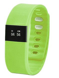 SumTec A05 Smart Bracelet - Green - Bluetooth Watch - WiFi - Calorie Counter Wireless - Pedometer - Sport Activity Tracker - Android IOS Phone SumTec Inc http://www.amazon.ca/dp/B013NYO69A/ref=cm_sw_r_pi_dp_xF-Zvb14PN3W4