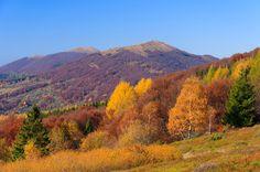 Bieszczady - jedne z najdzikszych gór Europy - Poznaj Polskę