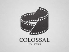 Colossal Pictures - Film and photography logos (HT @Veer)