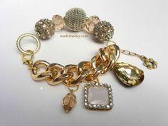 Beads, Chain & Charm