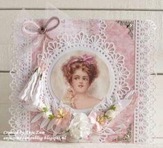 Anja Zom kaartenblog: Romantisch kaartje