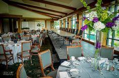 Beautiful Summer Wedding at Green Bay Country Club