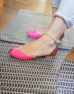Bis Morgen — Emma Go Pink sandales/prix initial 134 Euros