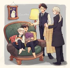 One-Shots E Imágenes: Drarry, Blairon, Pansmione - 🐶Wolfstar🐺 Albus Severus Potter, Draco Harry Potter, Harry Potter Anime, Memes Do Harry Potter, Scorpius And Albus, Magia Harry Potter, Arte Do Harry Potter, Harry Potter Comics, Severus Rogue