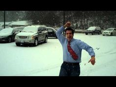 It's #snowing men! Dance in the snow with #frazierhughes.com? -Hughes it or Lose it?