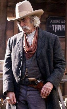 Ever a cowboy hat look better? Still of Sam Elliott in The Golden Compass Love this man! Westerns, Sam Elliott Pictures, O Cowboy, Cowboy Hats, Western Hats, Katharine Ross, The Golden Compass, Real Cowboys, The Lone Ranger