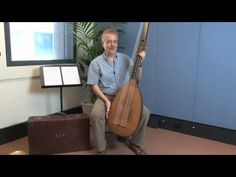 ANDREAS SCHOLL: The Theorbo - YouTube