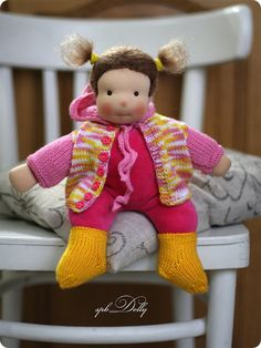 Emy  handmade doll for girls от SpbDOLLY на Etsy