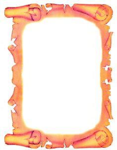 Caratulas en word para rellenar - Imagui Boarders And Frames, Frame Border Design, Apple Logo Wallpaper Iphone, Funny Photoshop, Paper Frames, Old Paper, Book Making, Scrapbook, Pokemon