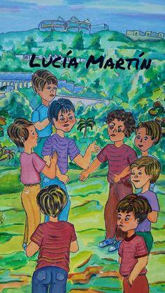 Ilustraciones de Lucía Martín