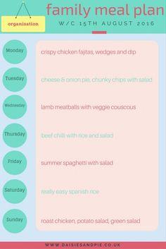 Easy family recipes for summer