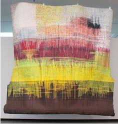 Lorenzo Hurtado Segovia, woven paper