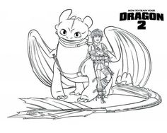 how to train your dragon | Coloring pages | Pinterest | Dragons ...