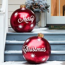 Christmas Decorations | Balsam Hill.  So cool for outside your home!! Perfect..updated Christmas Decorations for 2016.,,love this. Available to buy online now in fact I'm doing it now get yours before they're sold out