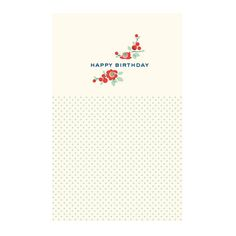 Audrey Birthday Card by Snow & Graham