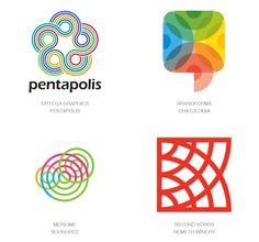 Logo Design Trends 2017 - Multi Centric