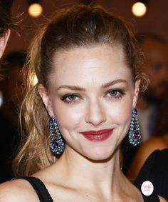 Amanda Seyfried wearing Chopard at the premiere of 'First Reformed' at the 2017 Venice Film Festival