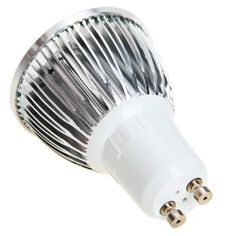 GU10 8W 5630 SMD LED AC85 - 260V Warm White Par Lamp with Cover #CLICK! #clothing, #shoes, #jewelry, #women, #men