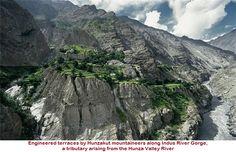 Indus River Gorge