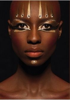 13 best african tribal makeup images in 2020  tribal