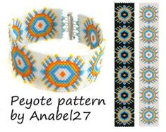 Pattern made with size Miyuki Delica seed beads Approx width: Approx length: rows) Technique: Odd Count Peyote Colors: 5 Pattern includes: - Large colored numbered graph paper - Bead legend (numbers and names of delica beads colors ) - Word chart - Peyote Stitch Patterns, Seed Bead Patterns, Beading Patterns, Loom Bands, Brick Stitch Earrings, Beadwork Designs, Beaded Earrings Patterns, Bracelets, Bead Weaving