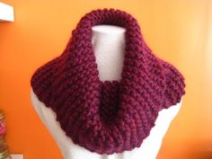 more cowl neck scarfs for mama to knit me