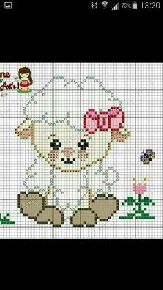 punto croce home Elephant Cross Stitch, Cross Stitch Baby, Cross Stitch Charts, Cross Stitch Embroidery, Embroidery Patterns, Cross Stitch Patterns, Hexagon Quilt Pattern, Quilt Patterns, Latch Hook Rugs