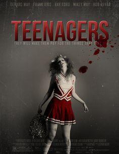 Teenagers. One of my fav MCR songs