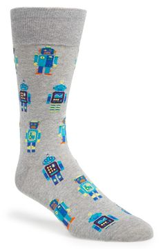 'Robots' Socks
