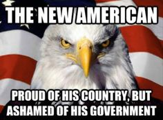 americans are proud of their country but ashamed of their government