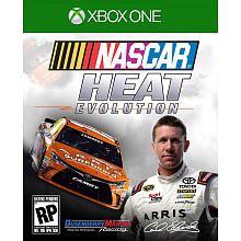 nascar heat evolution all drivers