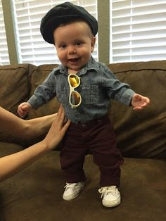 How adorable is 5-month-old Spurgeon Seewald?