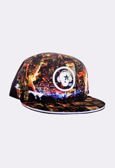 First Verse NYC at night Snap Back Worn by celebrities like, DJ envy and Jermaine Dupree Nyc At Night, Night City, Snap Backs, Baseball Hats, Envy, Dj, Crown, Wool, Celebrities