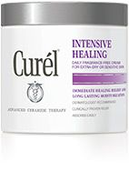 Curél® Intensive Healing Cream is a proven formula that provides immediate moisturization to help heal even the driest skin. This gentle cream absorbs quickly, replenishes moisture and helps revitalize ceramide levels for long-lasting relief and hydration.