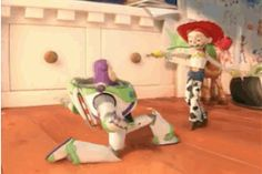 """Day 23 Favorite Dance Scene- Toy Story when Jessi and Buzz dance. Disney Pixar Movies, Disney Animated Films, Disney Toys, Disney And Dreamworks, Disney Characters, Nickelodeon Cartoons, Disney Cartoons, Disney Animation, Animation Film"