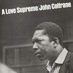 John Coltrane – A Love Supreme LP