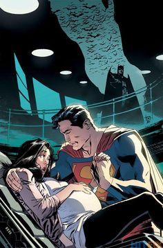 Superman, Lois e a Vinda de Uma Nova Vida.