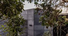 Lean To, Outdoor Living Areas, The Visitors, Facade, Exterior, Landscape, Architecture, Gallery, Wall