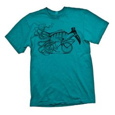 Fishtucanpus Shirt. Sweet. By Nate Duval