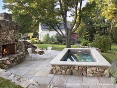 Browse the photo gallery of some of our beautiful plunge pools in a variety of settings and designs. Get inspired and start designing yours today. Small Backyard Pools, Backyard Patio Designs, Small Pools, Swimming Pools Backyard, Lap Pools, Indoor Pools, Pool Decks, Pool Landscaping, Pool Spa