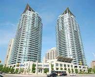 Gorgeous Bright One Plus Den! Large Penthouse Unit Close To Square One! Toronto Condo, Condos For Sale, Den, Skyscraper, Multi Story Building, The Unit, Bright, Skyscrapers