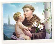 Resultado de imagem para imagens de santo antonio
