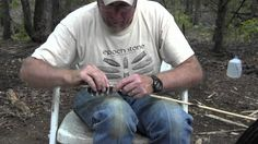 Master Bow Builder Series Part 5 Building a Primitive Arrow