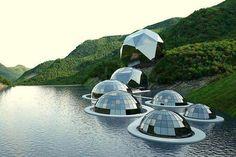 Mentougou Eco Valley' by eriksson architects, mentougou, china