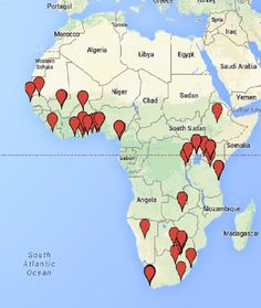 Are you a tech entrepreneur? Check out nearly 100 innovation labs across Sub-Saharan Africa on this interactive map.