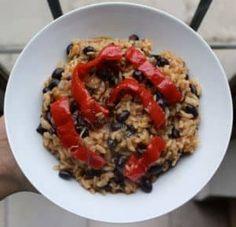 Portuguese Tomato Rice (Vegan + GF)