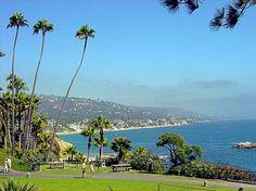 Laguna Beach - Laguna Beach, California - Click image to find more Travel Pinterest pins