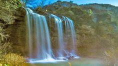 Sicily - the waterfall of Corleone #sizilien #sicilia